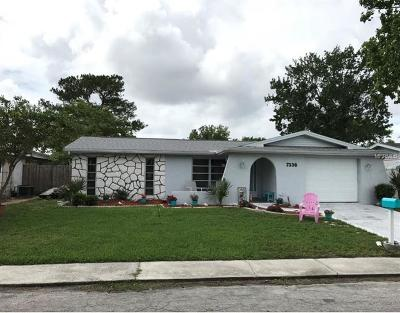 Pasco County Single Family Home For Sale