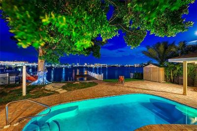 Clearwater Beach, Indian Rocks Beach, Indian Shores, Redington Beach, Redington Shores, Madeira Beach, Treasure Island, Tierra Verde, Belleair Beach, St. Pete Beach, Treasure Island  Single Family Home For Sale: 112 Devon Drive