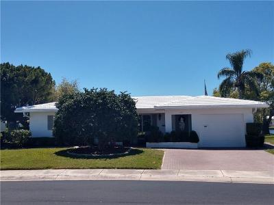 Pinellas Park Single Family Home For Sale: 3480 99th Place N #4