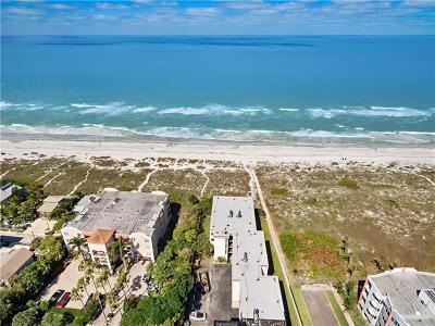 St Pete Beach Condo For Sale: 3200 Gulf Boulevard #204