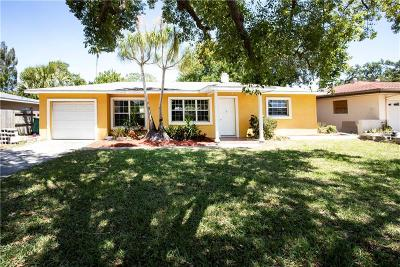 Pinellas County Single Family Home For Sale: 10831 62nd Avenue