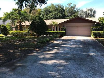 Pinellas County Single Family Home For Sale: 9499 89th Terrace