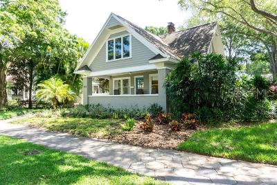 Pinellas County Rental For Rent: 436 13th Avenue NE