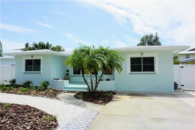 Redington Beach Single Family Home For Sale: 16206 1st Street E