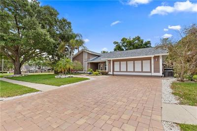 Clearwater, Clearwater Beach Single Family Home For Sale: 2991 Ashecroft Court