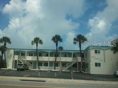 Indian Rocks Beach Condo For Sale: 2110 Gulf Boulevard #9