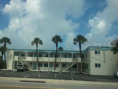 Indian Rocks Beach, Indian Shores Condo For Sale: 2110 Gulf Boulevard #9