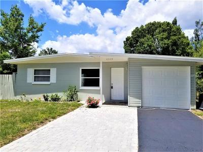 Pinellas Park Single Family Home For Sale: 6509 86th Avenue N