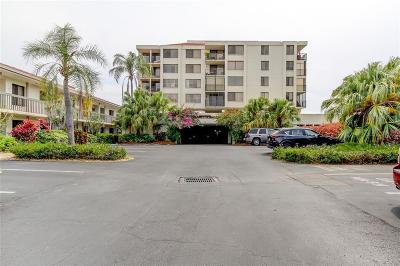 Saint Petersburg, St Petersburg Condo For Sale: 6361 Bahia Del Mar Boulevard #303