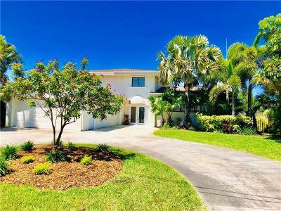 Treasure Island Single Family Home For Sale: 3 Marina Terrace