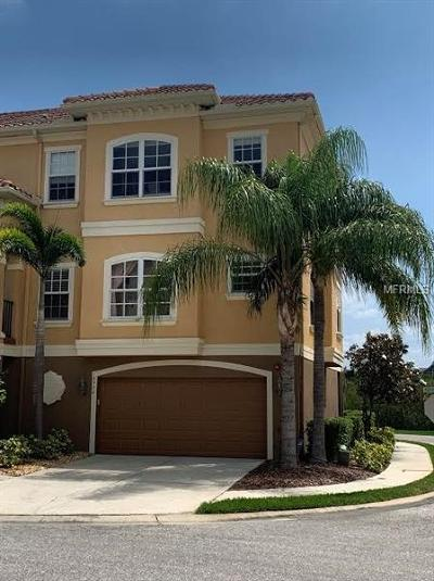New Port Richey Townhouse For Sale: 4524 Heron Landing