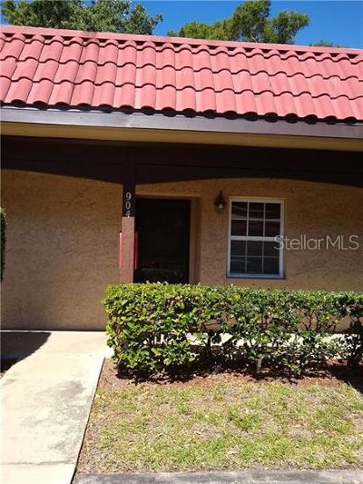 Clearwater Villa For Sale: 601 N Hercules Avenue #904