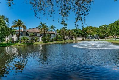 Palm Harbor Condo For Sale: 3350 Mermoor Drive #1206