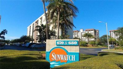 Clearwater Condo For Sale: 680 Island Way #210