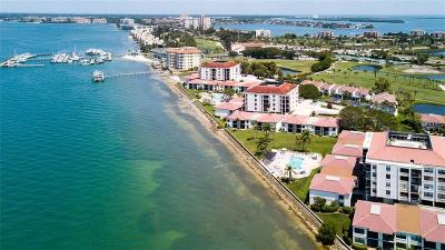 Saint Petersburg, St Petersburg Condo For Sale: 6145 Sun Boulevard #103