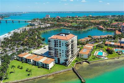St Petersburg Condo For Sale: 6287 Bahia Del Mar Circle #111