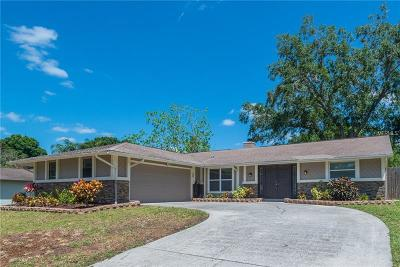 Palm Harbor Single Family Home For Sale: 556 Hammock Drive