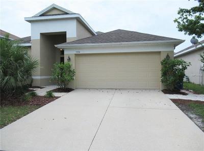 Apollo Beach Single Family Home For Sale: 5334 Clover Mist Drive