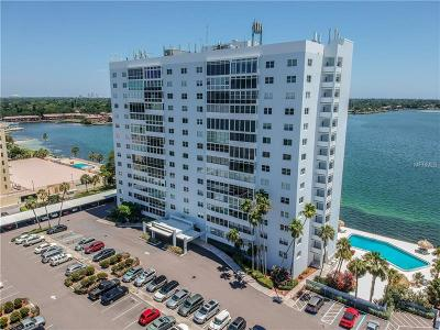 Saint Petersburg, St Petersburg Condo For Sale: 7200 Sunshine Skyway Lane S #4A