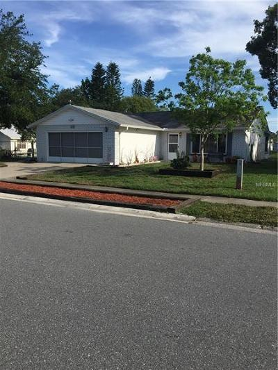 New Port Richey, New Port Richie Single Family Home For Sale: 7701 Anaheim Avenue