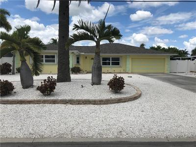St Pete Beach Single Family Home For Sale: 386 Belle Point Drive