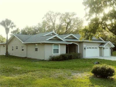 New Port Richey Single Family Home For Sale: 7156 San Jose Loop