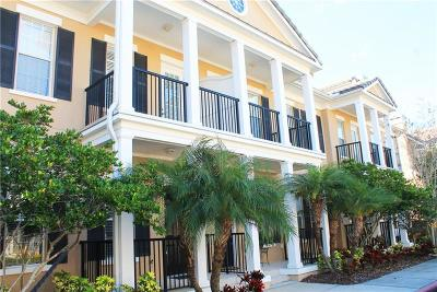 St Pete Beach, St Petersburg, St Petersburg Beach Townhouse For Sale: 490 Gilman Place N