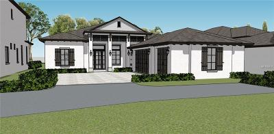 Clearwater, Cleasrwater, Clearwater` Single Family Home For Sale: 2011 Belleair Road
