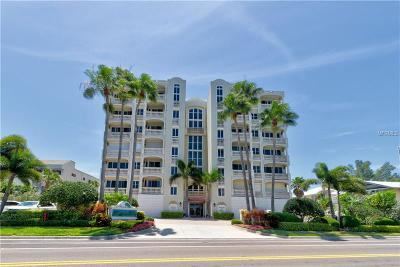 Clearwater, Clearwater Beach, Dunedin, Indian Rocks Beach, Indian Shores, Palm Harbor, Pinellas Park, Saint Petersburg, Seminole, St Petersburg Beach, Tarpon Springs Condo For Sale: 20110 Gulf Boulevard #600