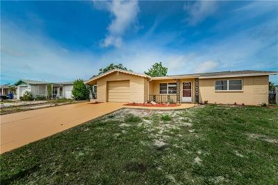Holiday Single Family Home For Sale: 1441 Brixton Lane