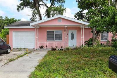 Seminole Single Family Home For Sale: 8319 74th Avenue N