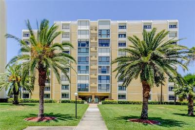 Cleasrwater, Clearwater, Clearwater` Condo For Sale: 851 Bayway Boulevard #207