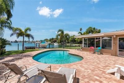 Treasure Island Single Family Home For Sale: 445 Capri Boulevard