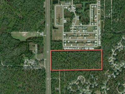Homosassa Residential Lots & Land For Sale: 10991 S Suncoast Boulevard
