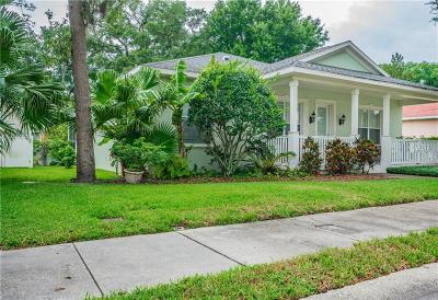 Tarpon Springs Single Family Home For Sale: 818 Virginia Avenue