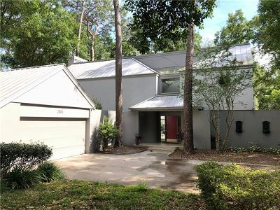 Lutz Single Family Home For Sale: 2003 Curry Road