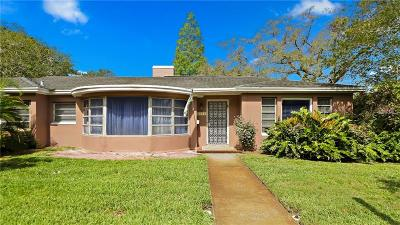 St Pete Beach, St Petersburg, St Petersburg Beach Single Family Home For Sale: 6211 3rd Street S