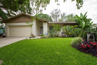 Tarpon Springs Single Family Home For Sale: 1211 Crossbow Lane