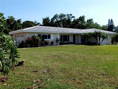 Tarpon Springs Single Family Home For Sale: 803 Whitcomb Boulevard