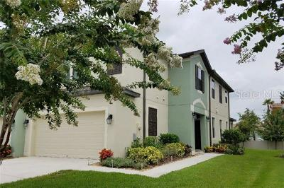 Tampa Townhouse For Sale: 11712 Crowned Sparrow Lane