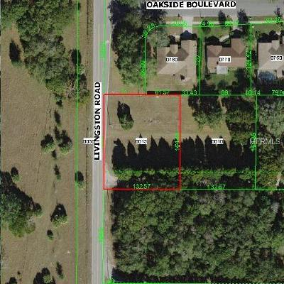 Lutz Residential Lots & Land For Sale: Livingston