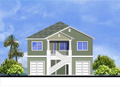 Crystal Beach Single Family Home For Sale: 0 Georgia Avenue