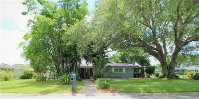 Belleair, Belleair Bluffs Single Family Home For Sale: 2450 Mineola Drive N