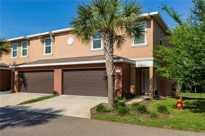 Tarpon Springs Townhouse For Sale: 1798 Sommarie Way