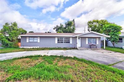 Seminole Single Family Home For Sale: 11673 Park Boulevard