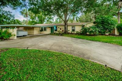 St Pete Beach, St Petersburg, St Petersburg Beach Single Family Home For Sale: 1119 Sea Gull Lane S