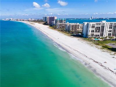 Clearwater, Clearwater Beach Condo For Sale: 1480 Gulf Boulevard #709