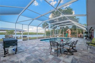 Single Family Home For Sale: 3001 Manatee Avenue
