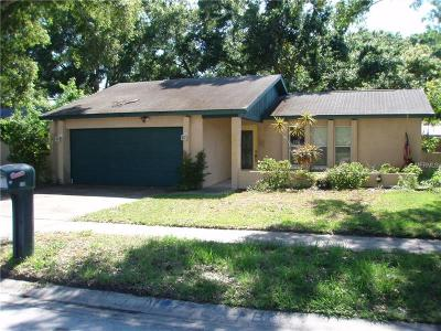 Hernando County, Hillsborough County, Pasco County, Pinellas County Single Family Home For Sale: 8760 Bridlewood Way