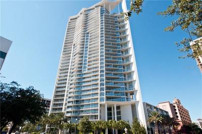 400 Beach Drive Condo, Bayfront Tower Condo, Bliss, Cloister Of Beach Drive Condo, Florencia Condo, One St. Petersburg, Ovation Condo, Parkshore Plaza Condo, Salvador, Signature Place Condo, The Bezu, The Salvador, Vinoy Place Condo Condo For Sale: 175 1st Street S #2008